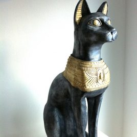 Die Ägyptische Katze