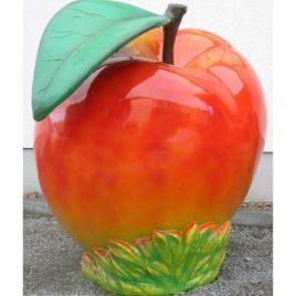 Der leckere Apfel