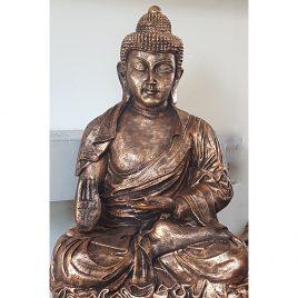 Der betende Buddha