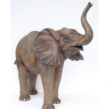 Der lächelnde Elefant