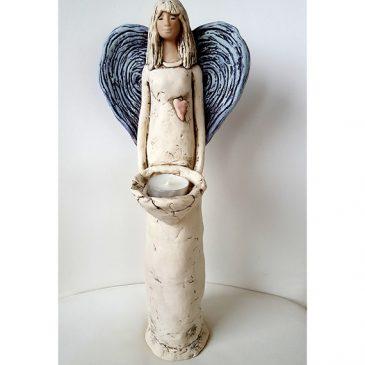 Der stehende Engel