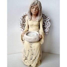 Der Kerzen Engel